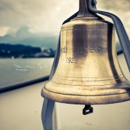 A ships bell.