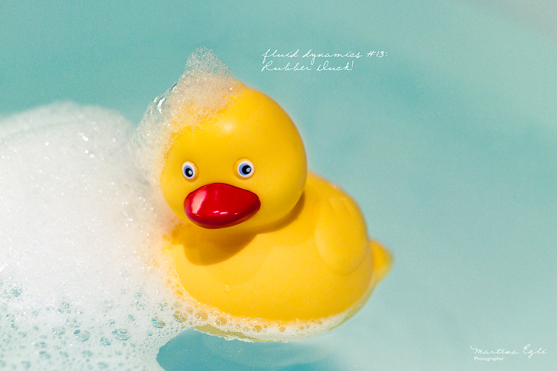 Fluid Dynamics #13: Rubber Duck!