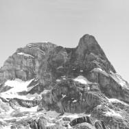 Part of a Swiss Mountain Range.