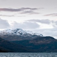 Colour Landscape of Ben Lomond, Scotland