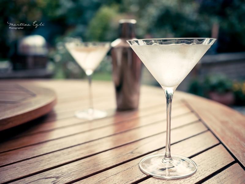 Bokeh Martini