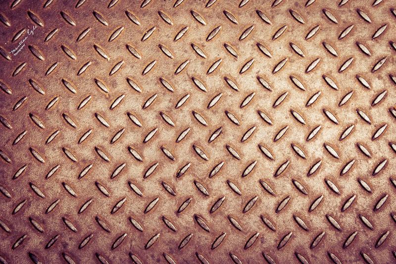 Texture #2: Pressed Steel