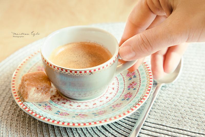 Breakfast: Espresso